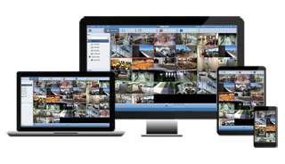 Remote Security Camera Monitoring With Live Feed 24/7