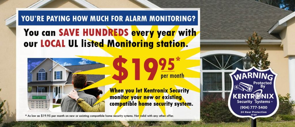 Central Station Alarm Monitoring